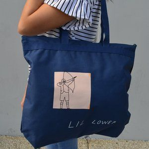"""NWT Marc by Marc Jacobs """"Lil Lower"""" Large Tote"""